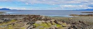Hornby Island Beach, taken by Kylee, Island Reveries