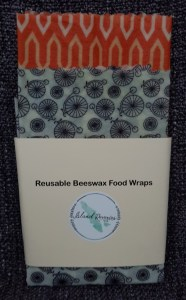Hornby Island and Vancouver Island made best beeswax wraps by Island Reveries