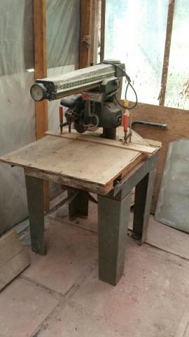 12 Radial Arm Saw Craftsman