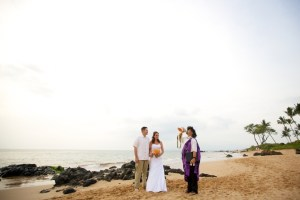 mokapu beach wedding