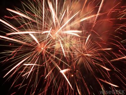 red-fireworks-in-the-sky