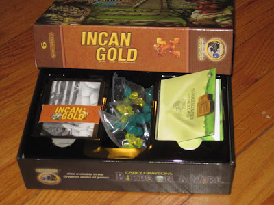 Incan Gold Review