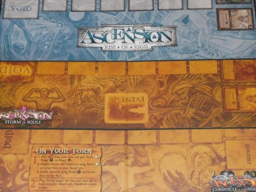 Ascension - Boards