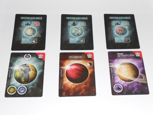 Eminent Domain: Escalation - New Planets