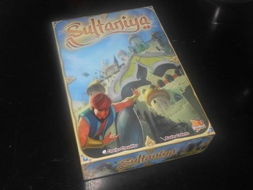 Sultaniya - Cover