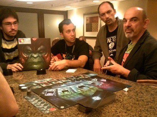 Gen Con 2014 Andrew - Bruno Teaching Abyss