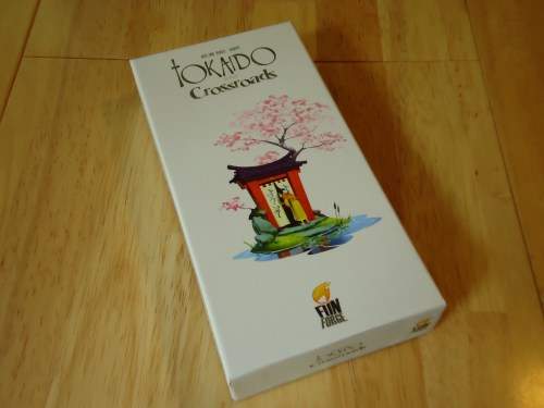Tokaido Crossroads Box