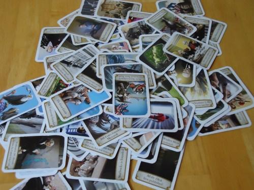 Timeline Americana Cards