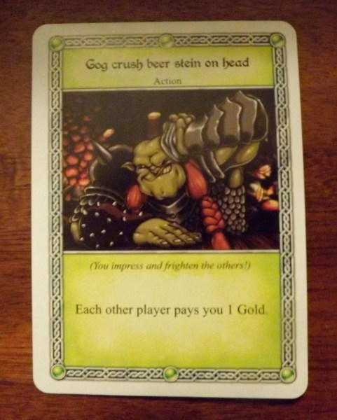 The Red Dragon Inn 2 Gog Card