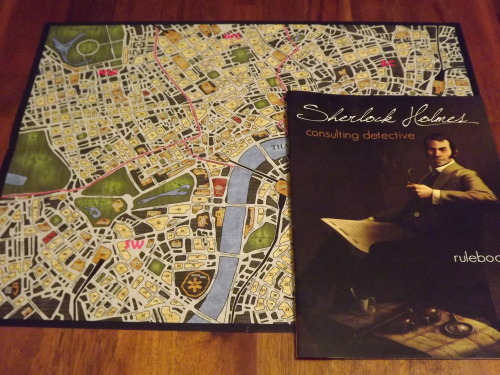 Review Sherlock Holmes Consulting Detective