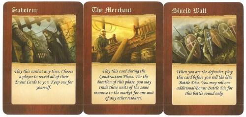 Revent cards