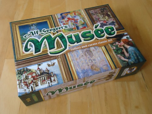Musee Box Cover