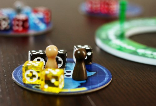We must fight the encroaching dice!