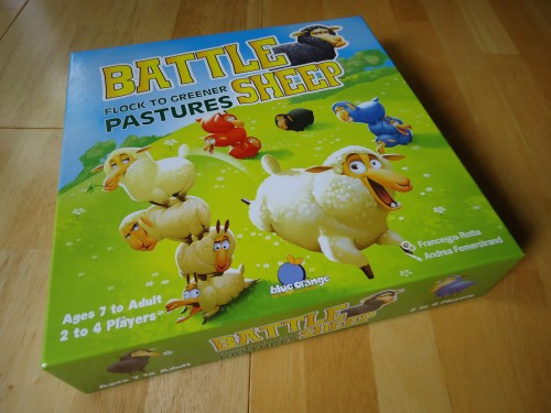 Battle Sheep Box