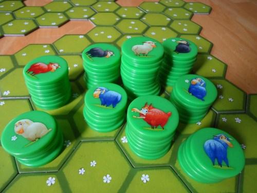 Battle Sheep Different Sheep