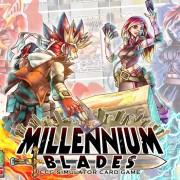 Millennium Blades - Cover