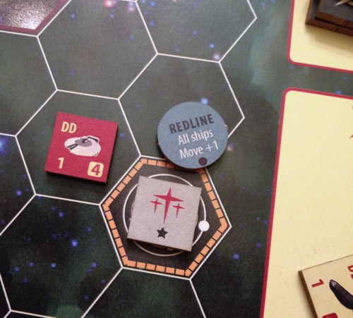 Establishing a colony and claiming the planetary marker.