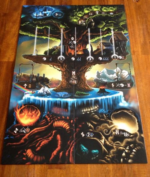 Yggdrasil Board
