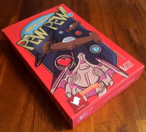 Pew Pew! Box