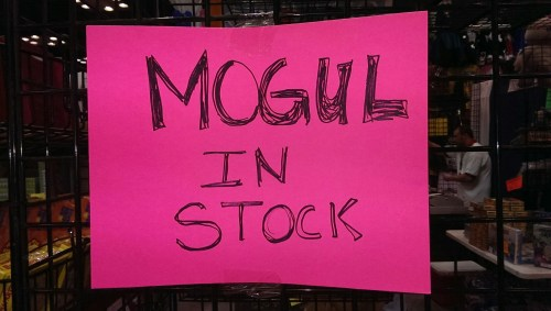 Poor Farmerlenny's been waiting for Mogul to come in stock at CSI all summer long...