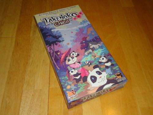 Takenoko Chibis Box
