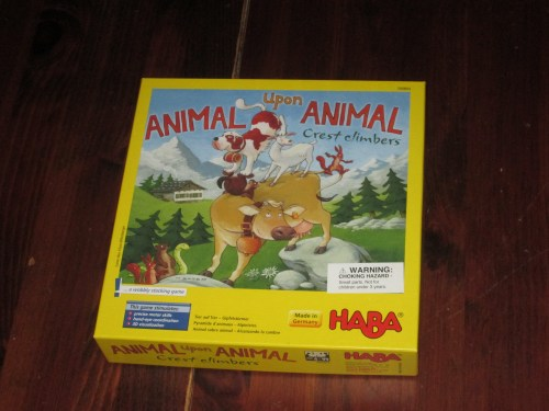 Animal upon Animal CC box