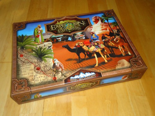 Expedition: Famous Explorers Box