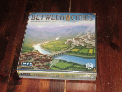 Between Two Cities box