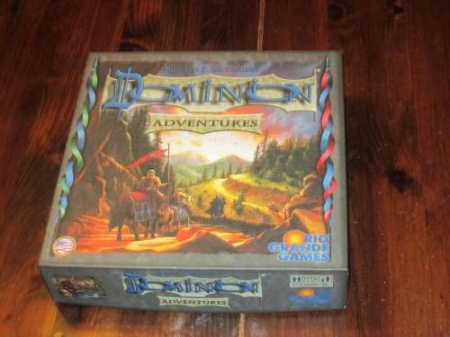 Dominion Adventures box