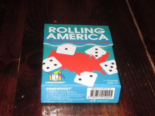 Rolling America box