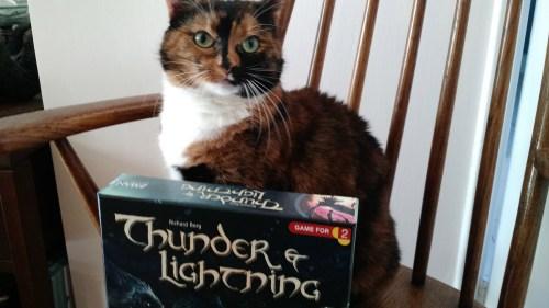 Lola reckons she's 1/4 Viking blood.