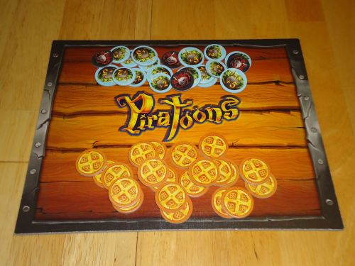 Piratoons Tokens