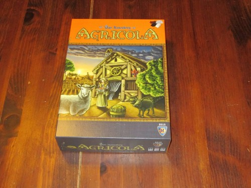 Agricola 2 box