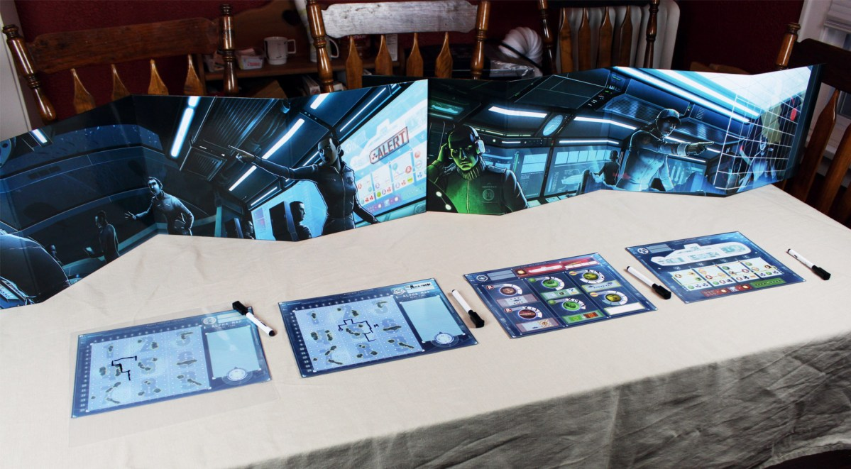 Review: Captain Sonar image