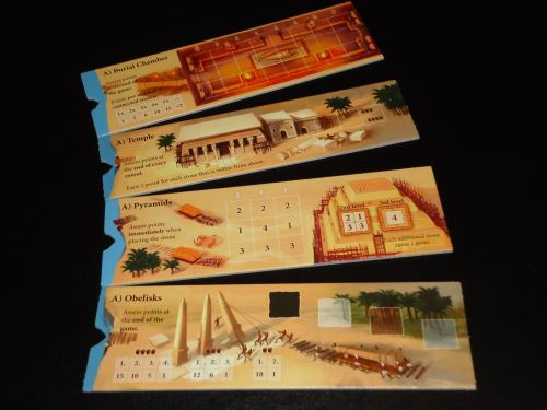 Imhotep Pyramid Tiles