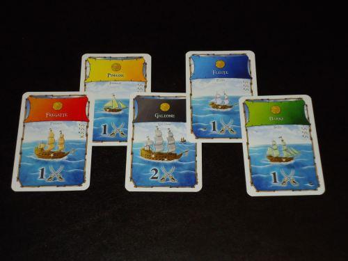 Port Royal - Ships