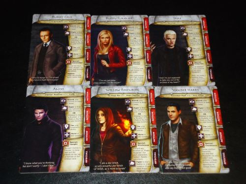 Buffy - Heroes
