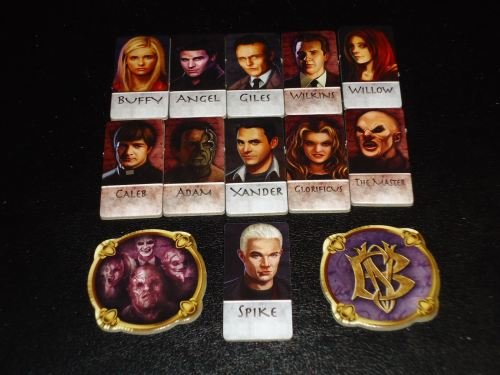 Buffy - Standees