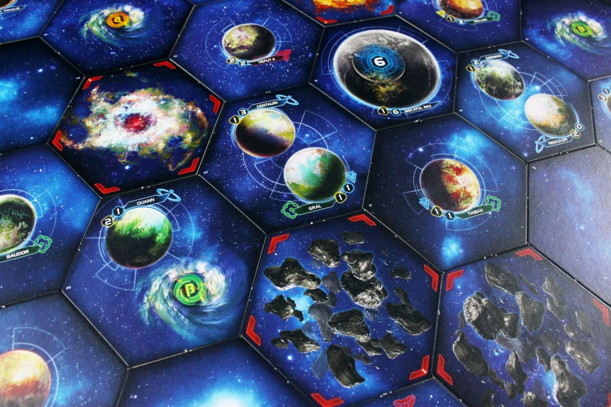 Review: Twilight Imperium (4th Edition) image