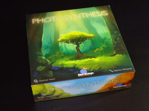 Photosynthesis - Box
