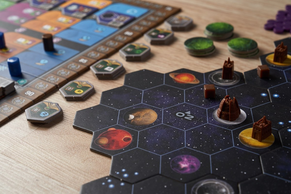 Review: Gaia Project image