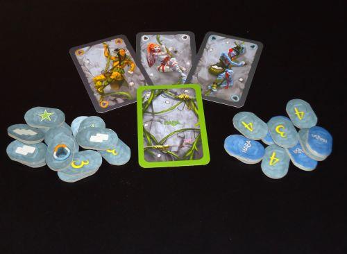 Iquazu - Cards