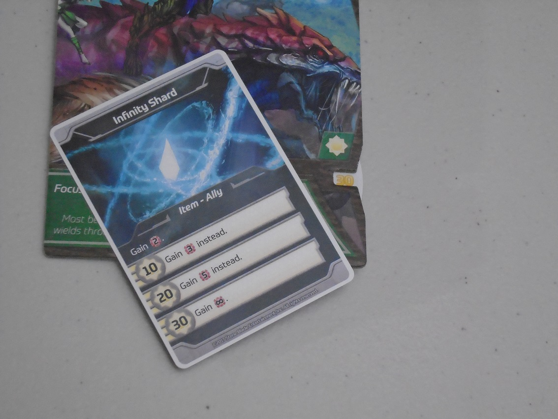 Review: Shards of Infinity image