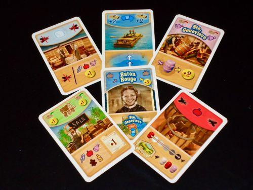 Broadhorns: Cards