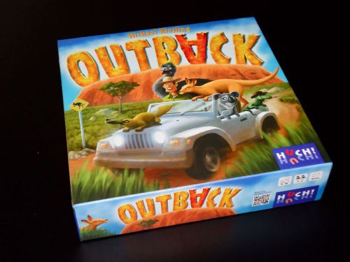 Outback - Box