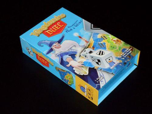 Kingdomino Duel: Box