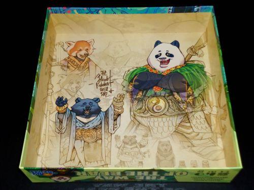 Way of the Bear - Box Inside