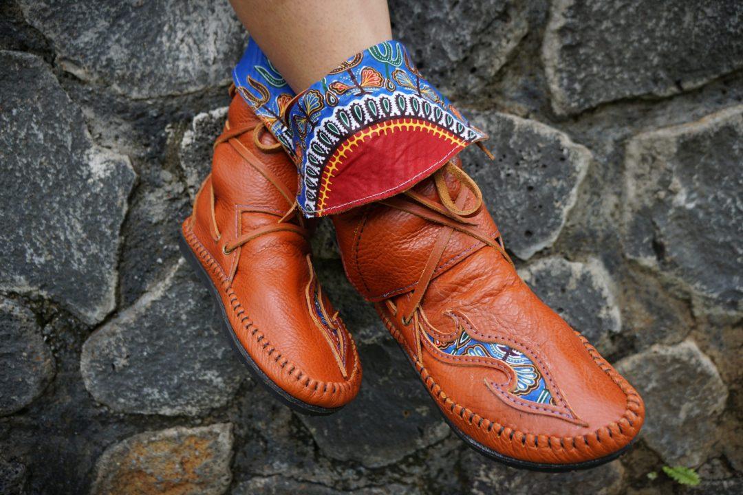 boho leather boots isle empress