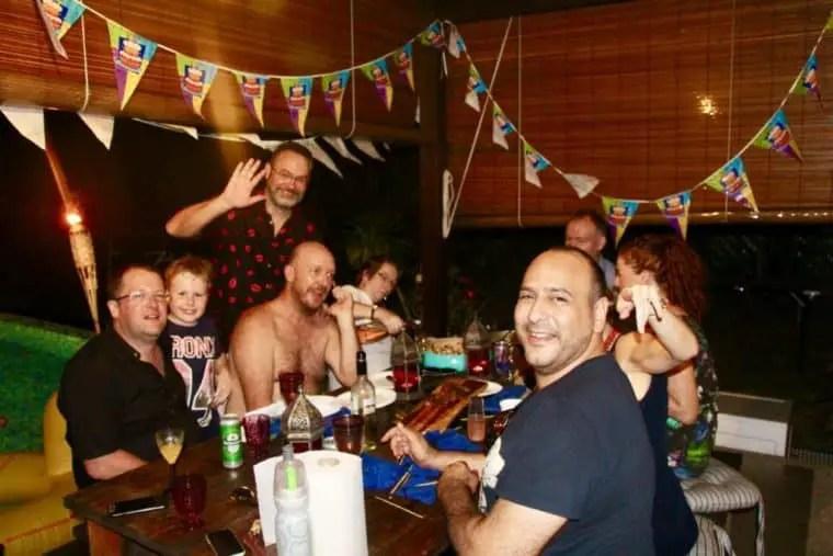 ChillaxBBQ Часть девятая - Knibbsy Birthday