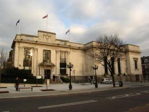 Islington Town Hall. Image: Laura Nolte